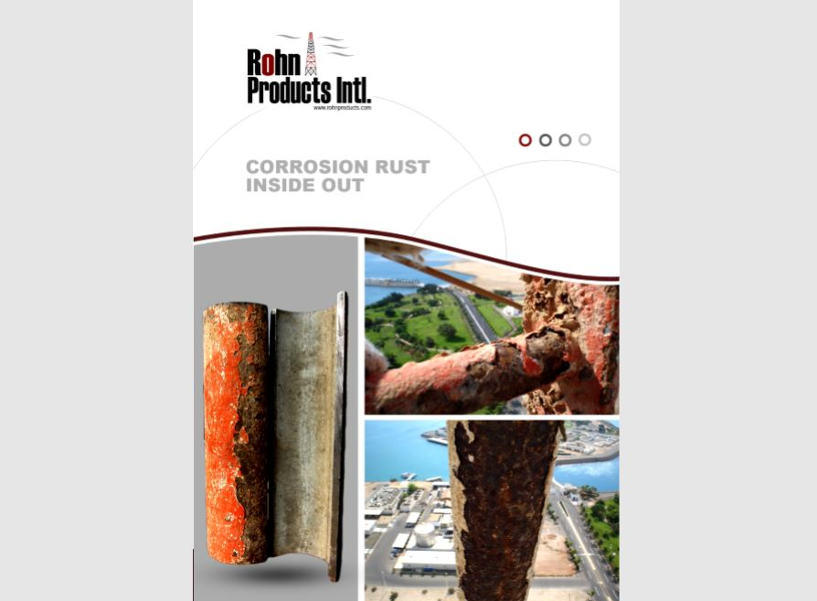 Corrosion Rust Inside Out