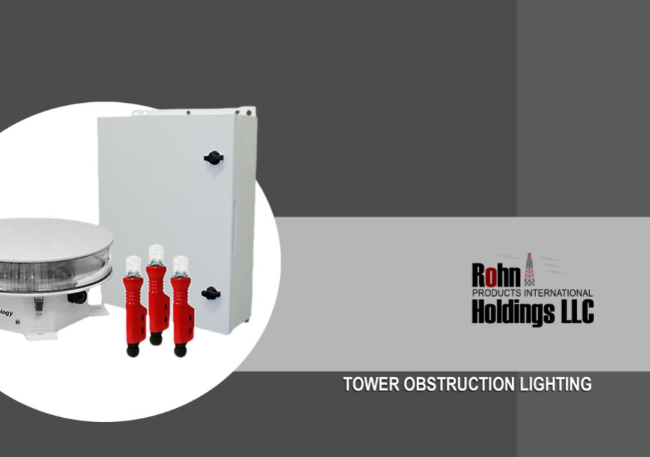 Tower Obstruction Lighting